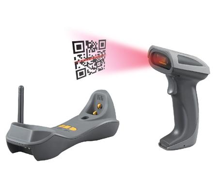 民(min)德CS3290-2D二維無線條碼(ma)掃描器(qi)