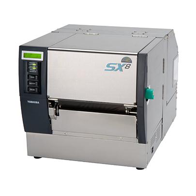 東芝條碼(ma)打印機(ji)B-SX8T